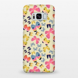 Galaxy S8+  Flutterby Butterfly by Sarah Price Designs