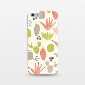 iPhone 5/5E/5s  Cactus County Cactus by Sarah Price Designs