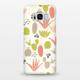 Galaxy S8+  Cactus County Cactus by Sarah Price Designs