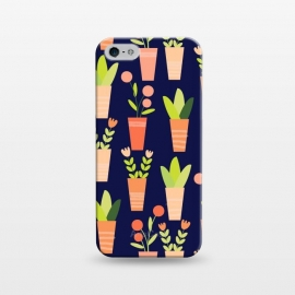 iPhone 5/5E/5s  little garden by Sarah Price Designs