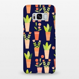 Galaxy S8+  little garden by Sarah Price Designs