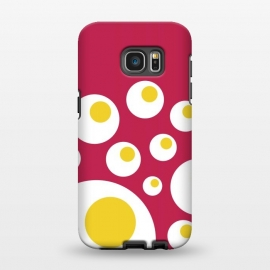 Galaxy S7 EDGE  The Fried Eggs Rebellion by Dellán