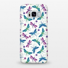 Galaxy S8+  Dragonflies by TracyLucy Designs