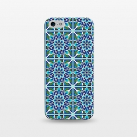 iPhone 5/5E/5s  Floral Medallion by TracyLucy Designs