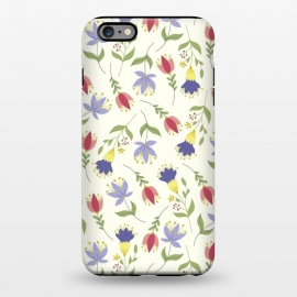 iPhone 6/6s plus  Floral Toss by TracyLucy Designs