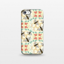 iPhone 5C  Honeybee by TracyLucy Designs
