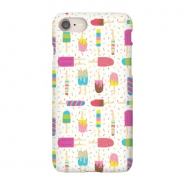 iPhone 7  Ice Cream Social by TracyLucy Designs (ice cream,summer,sprinkles,pattern,food)