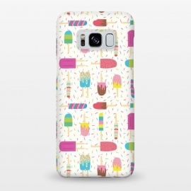 Galaxy S8+  Ice Cream Social by TracyLucy Designs (ice cream,summer,sprinkles,pattern,food)