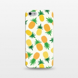 iPhone 5/5E/5s  Pineapple Galore by TracyLucy Designs
