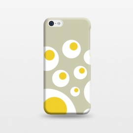 iPhone 5C  The Fried Eggs Rebellion II by Dellán