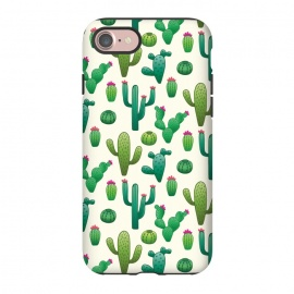 iPhone 8/7  CACTI DESERT by TracyLucy Designs