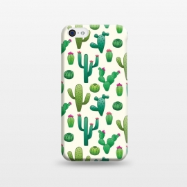 iPhone 5C  CACTI DESERT by TracyLucy Designs