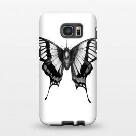 Galaxy S7 EDGE  Butterfly Wings by Elizabeth Mazur