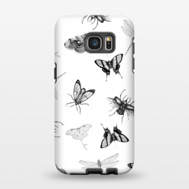 Galaxy S7 EDGE  Entomologist Dreams by Elizabeth Mazur
