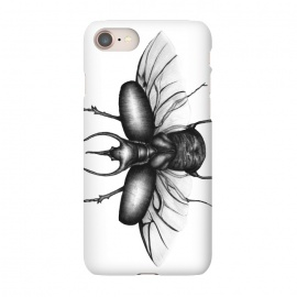 iPhone 8/7  Beetle Wings by Elizabeth Mazur
