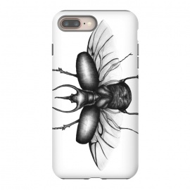 iPhone 8/7 plus  Beetle Wings by ECMazur