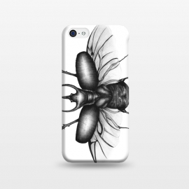 iPhone 5C  Beetle Wings by ECMazur