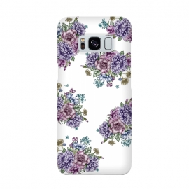 Vintage Florals by ECMazur  (floral,flowers,botanical,garden,rainbow,pretty,cute,girly,roses)