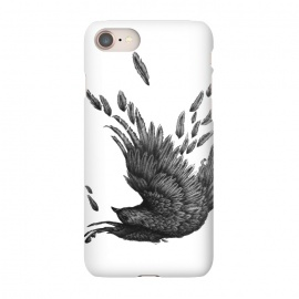 iPhone 8/7  Raven Unravelled by Elizabeth Mazur