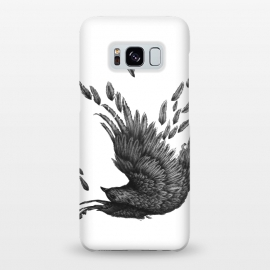 Galaxy S8+  Raven Unravelled by ECMazur