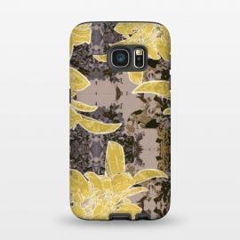Galaxy S7  YellowBells by Zala Farah