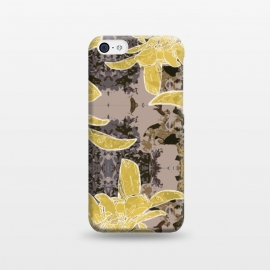 iPhone 5C  YellowBells by Zala Farah