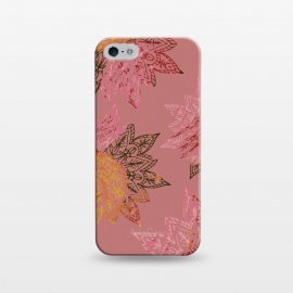 iPhone 5/5E/5s  Rainbow Henna by Zala Farah