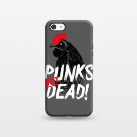 iPhone 5C  Punks not dead! by Mitxel Gonzalez