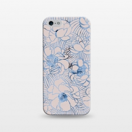 iPhone 5/5E/5s  ThistleDown  by Victoria Krupp-Rombalski