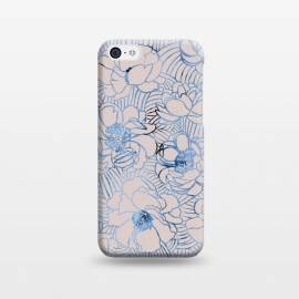 iPhone 5C  ThistleDown  by Victoria Krupp-Rombalski