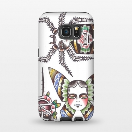 Galaxy S7  flesh by Evaldas Gulbinas