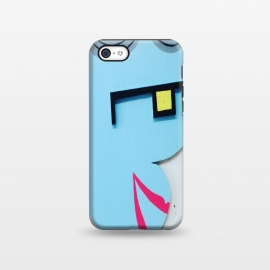 iPhone 5C  Happy by Evaldas Gulbinas