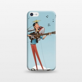 iPhone 5C  One Man Band by Guga Santos