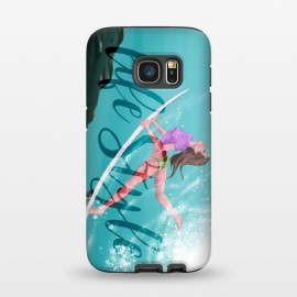 Galaxy S7  Free Surf - Life Style 02 by Guga Santos