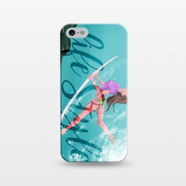 iPhone 5/5E/5s  Free Surf - Life Style 02 by Guga Santos