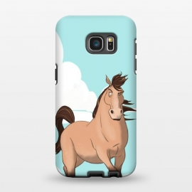 Galaxy S7 EDGE  Horse by Guga Santos