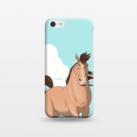 iPhone 5C  Horse by Guga Santos