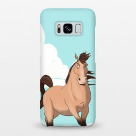 Galaxy S8+  Horse by Guga Santos