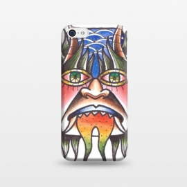 iPhone 5C  Devil by Evaldas Gulbinas
