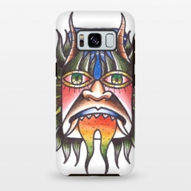 Galaxy S8 plus  Devil by