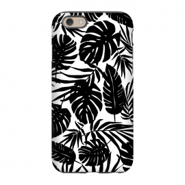 iPhone 6/6s  Urban Jungle White by Heather Dutton