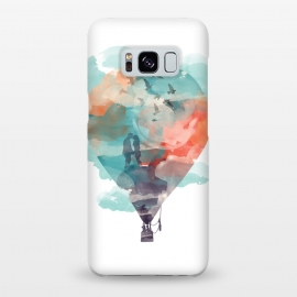 Galaxy S8+  Fly and Free by Elizabeth Dioquinto