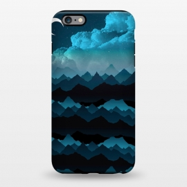 iPhone 6/6s plus  Midnight Blue by Elizabeth Dioquinto