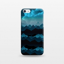 iPhone 5C  Midnight Blue by Elizabeth Dioquinto