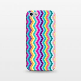 iPhone 5/5E/5s  Zigzag by Elizabeth Dioquinto