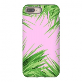 Jungle Love Pink by MUKTA LATA BARUA (nature,summer,green,pink)
