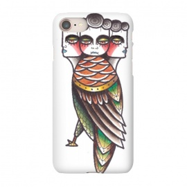 iPhone 8/7  Birdgirls by Evaldas Gulbinas