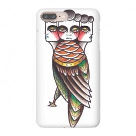 iPhone 8/7 plus  Birdgirls by  (girl,bird,tattoo)
