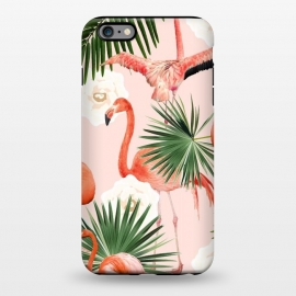 iPhone 6/6s plus  Flamingo Guava by Uma Prabhakar Gokhale