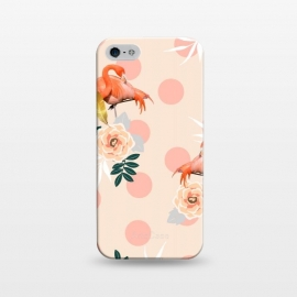 iPhone 5/5E/5s  Flamingo Jazz by
